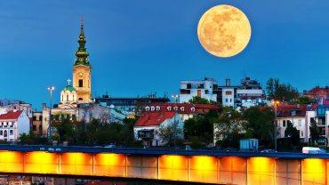 Sırbistan'ın Başkenti Belgrad