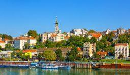 Belgrad da hem Tuna hem Sava nehirleri bulunur
