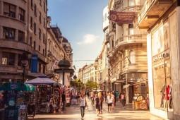 Belgrad çarşısı gezilmeye görülmeye değer