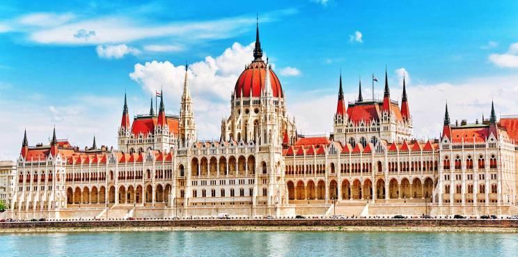 Budapeşte Parlamento Binası
