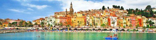 Fransa'nın güney tatil bölgesindeki Cannes