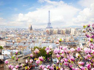 Paris Otobüsle Avrupa Turu'nda 2 gün