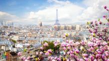 Fransa'nın ve Paris'in simgesi Eyfel Kulesi