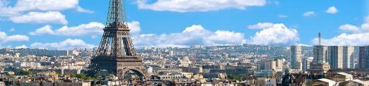Fransız şehir mimarisi dünyaca ünlüdür.