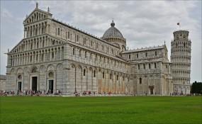 Pisa görenleri heyecanlandıran bir mekan
