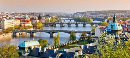 Prag'ın köprüleri
