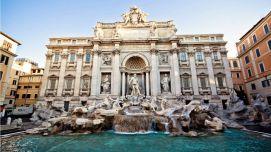 Aşıklar çeşmesi - Roma - İtalya