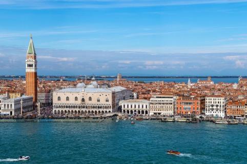 Venedik Genel görünüm - İtalya
