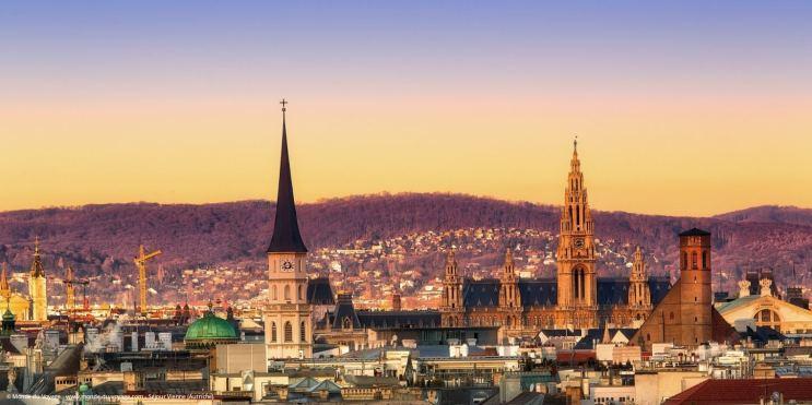 Avrupa'nın ortası - Viyana