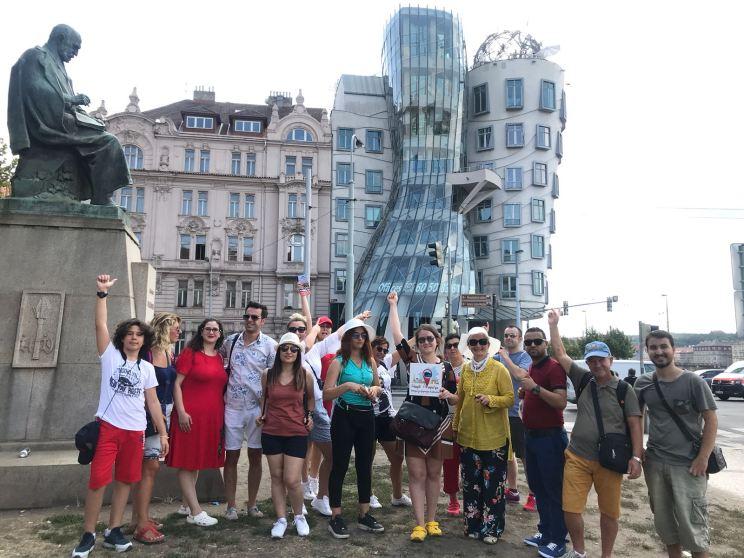 Dans Eden Evler - Prag - Haydi Avrupa'ya